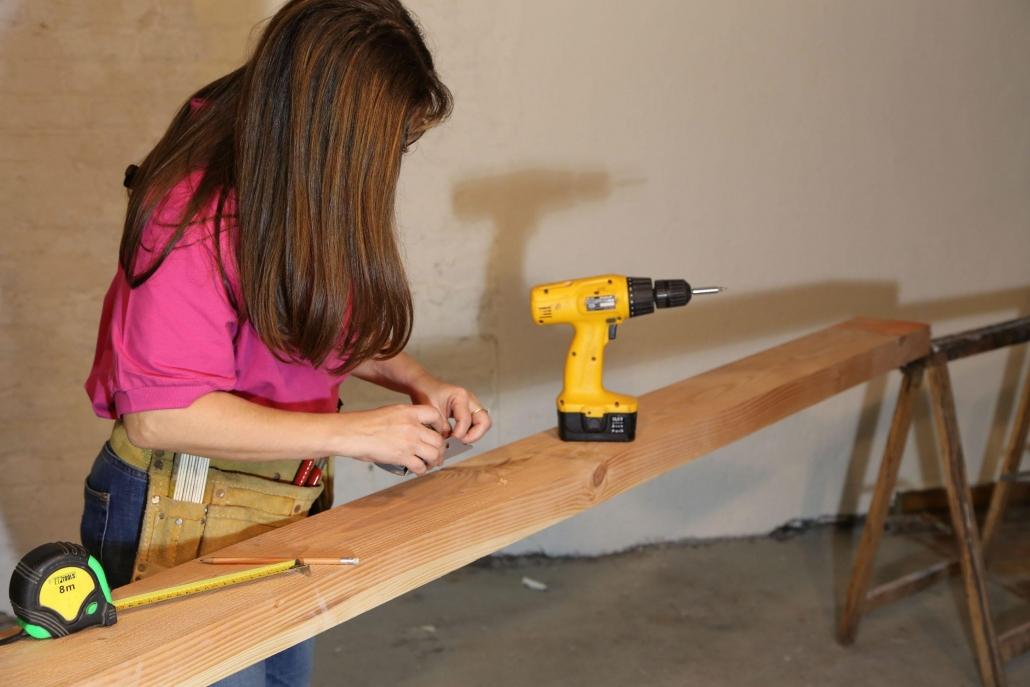 Women Handyman